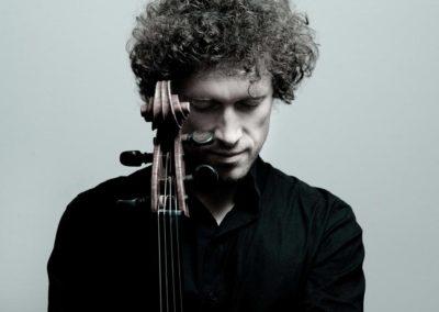 Francois Salque, violoncelle