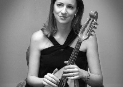 Anna Schivazappa, mandoline